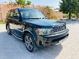 Photo Used Land Rover Range Rover Supercharged 2011