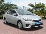 Photo Used Toyota Corolla 2015
