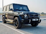 Photo Rent a 2017 Mercedes Benz G63 AMG Edition 1 in...