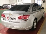 Photo Used Chevrolet Cruze 1.8 LT 2014