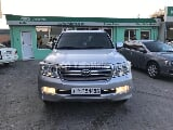 Photo Used Toyota Land Cruiser 4.0L GXR 2011