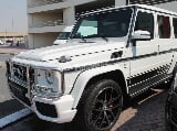 Photo Used Mercedes-Benz G-Class 2014