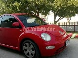 Photo Used Volkswagen Beetle 2000