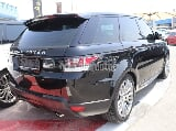 Photo Used Land Rover Range Rover Supercharged 2014