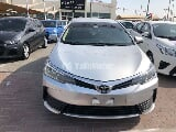 Photo Used Toyota Corolla 2017
