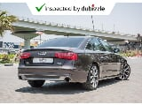 Photo AED1524/month | 2014 Audi A6 Sline 3.0L | Full...