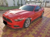 Photo Used Ford Mustang V8 Coupe 2015