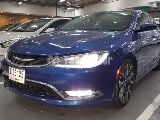 Photo Used Chrysler 200 3.6L Limited 2015