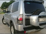 Photo Used Mitsubishi Pajero 2009