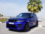 Photo Rent a 2018 Land Rover Range Rover Sport SVR in...