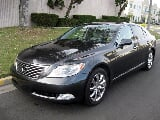 Photo Lexus LS 460 2007