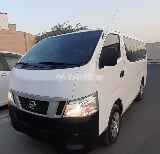 Photo Used Nissan Urvan 13-Seater Manual 4-Door 2015