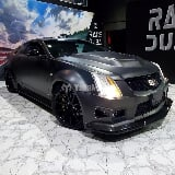 Photo Used Cadillac CTS V-Coupe 6.2L 2011