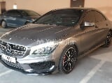 Photo Used Mercedes-Benz CLA-Class 2014