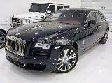 Photo Used Rolls Royce Ghost 2018