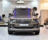 Photo Used Land Rover Range Rover HSE 2017