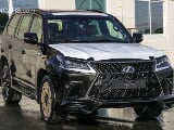 Photo Lexus lx 570 black edtion my 2020 for export
