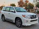 Photo Toyota Land Cruiser GXR 4.6