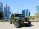 Photo Rent a 2021 Jeep Wrangler 80th Anniversary...
