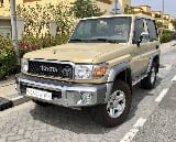 Photo Used Toyota Land Cruiser 2016