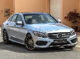 Photo Mercedes-Benz C200 AMG 2018 GCC under Dealer...