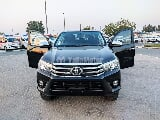 Photo Used Toyota Hilux 2.7 Double Cab 4x4 2016