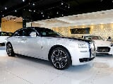 Photo Used Rolls Royce Ghost 6.6L Extended Wheelbase...