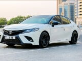 Photo Rent a 2018 Toyota Camry in Dubai - AED 150 per...