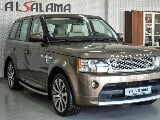 Photo Land Rover Range Rover Sport HSE With...