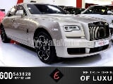 Photo Used Rolls Royce Ghost 6.6L Black Badge 2019