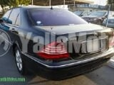 Photo Used Mercedes-Benz S-Class S 500 2004