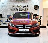 Photo Used Mercedes-Benz C-Class 2015