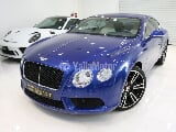 Photo Used Bentley Continental GT V8 2013