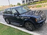 Photo Used Land Rover Range Rover HSE 2013