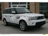 Photo Used Land Rover Range Rover Sport HSE S 2011