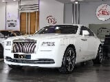 Photo Used Rolls Royce Wraith Base 2015