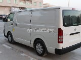 Photo Used Toyota Hiace Cargo Van 2012