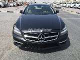 Photo Used Mercedes-Benz CLS-Class CLS 500 2012