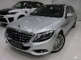 Photo Used Mercedes-Benz S-Class S 500 2015