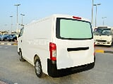Photo Nissan Urvan Chiller Van