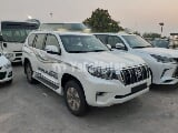 Photo Used Toyota Land Cruiser Prado 2018