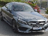 Photo Used Mercedes-Benz C-Class 2017