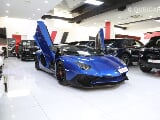 Photo Lamborghini Aventador SV LP750-4 (2017) 6.5l...