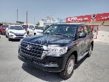 Photo New Toyota Land Cruiser 2021