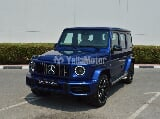 Photo Used Mercedes-Benz G-Class G500 2020