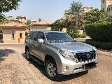 Photo Used Toyota Land Cruiser Prado 4.0L VXR 2015