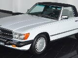 Photo Mercedes 560SL $ 75,000