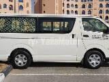 Photo Used Toyota Hiace 2.7L GL Half Panel Van...