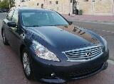 Photo Infiniti g25 2012, full option, sunroof,...