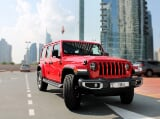 Photo Rent a 2019 Jeep Wrangler Unlimited Sahara...